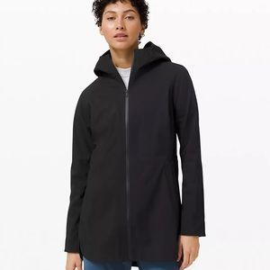 COPY - Lululemon jacket in black